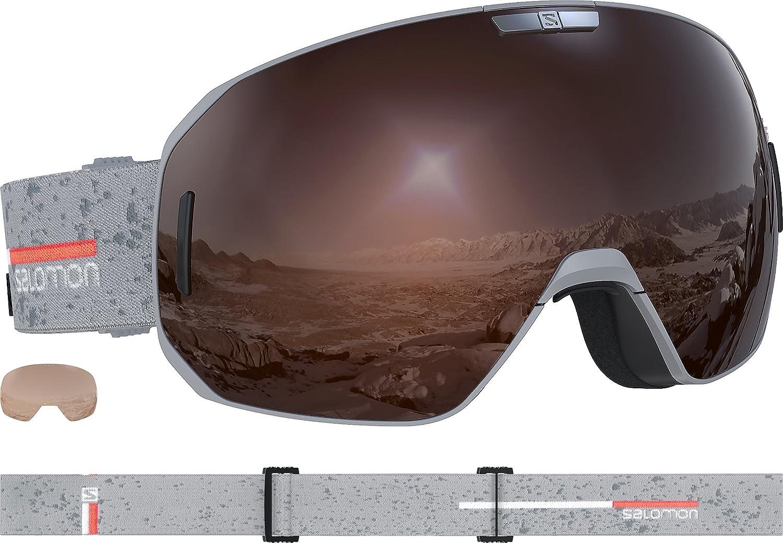 Winter 2019 Grey Matt//sol Mir Salomon S//max Access