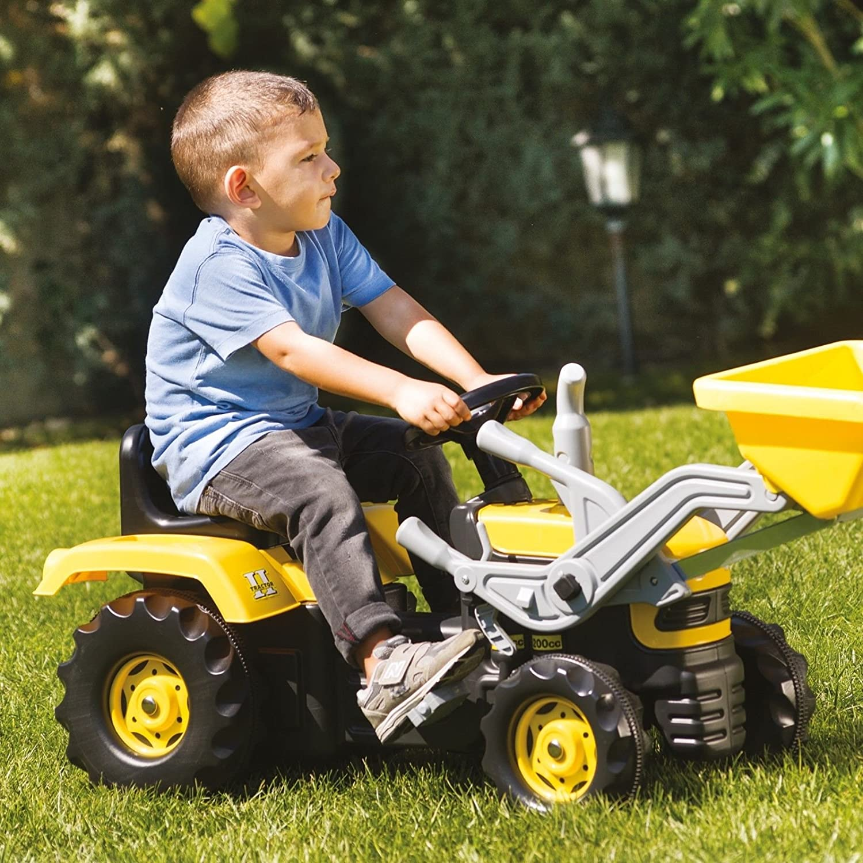 URBNLIVING - Tractor para niños al Aire Libre