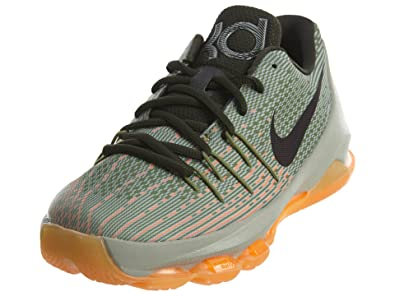 1722dc67c6a2 ... where to buy nike kd 8 gs viii youth basketball shoes low new lunar  grey sequa