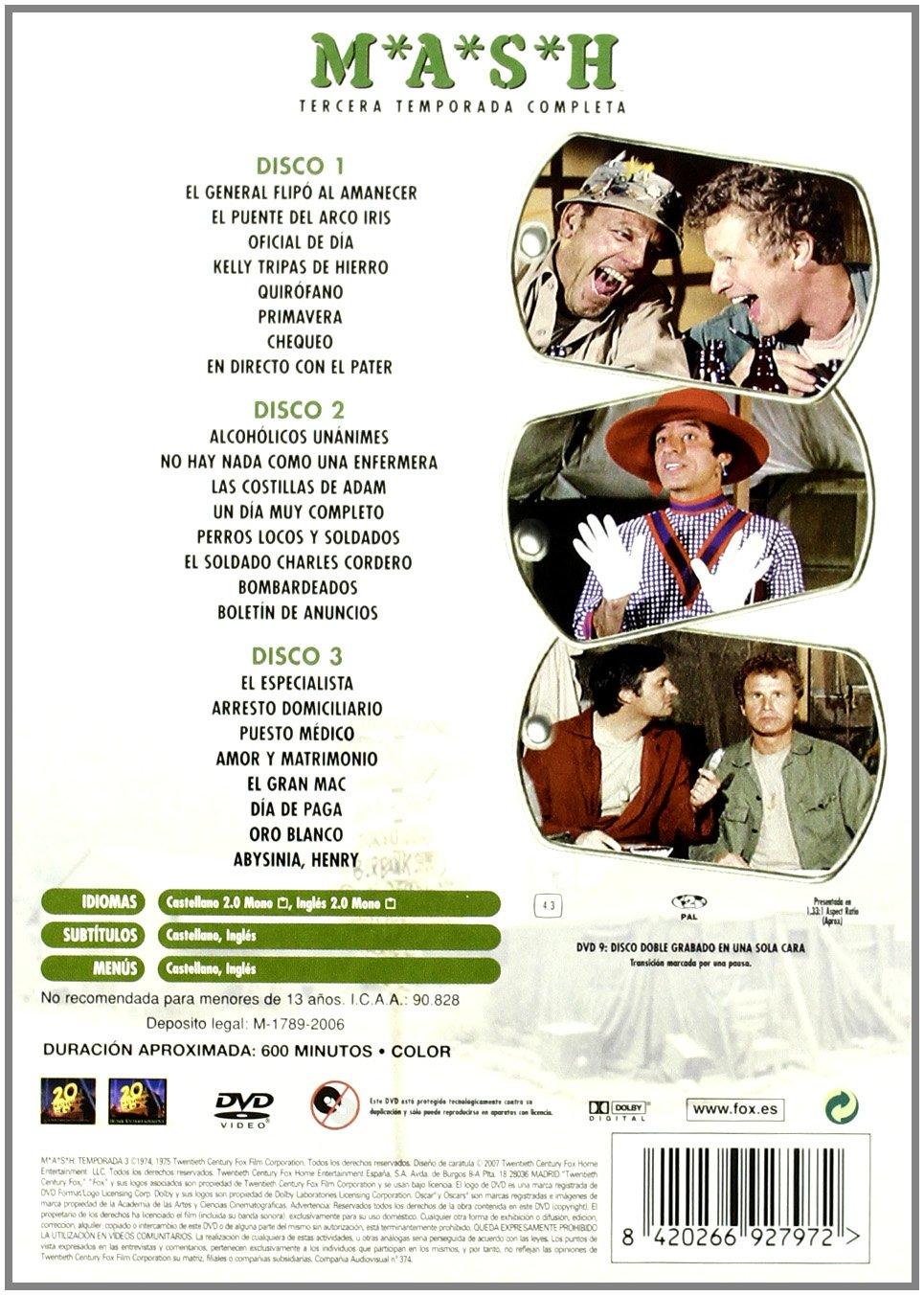 bfed6e42627c Amazon.com: M*A*S*H*- MASH: Movies & TV