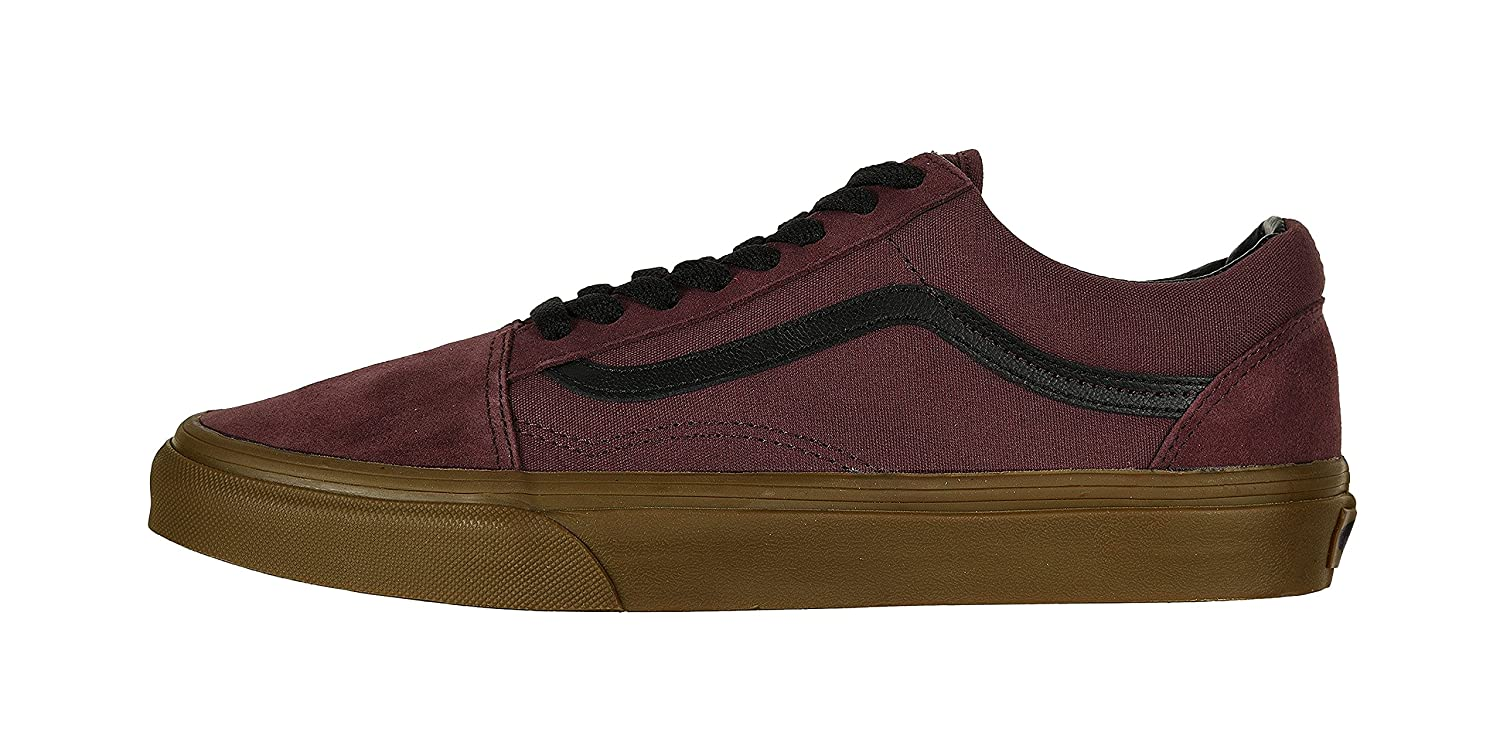vans old skool gum outsole