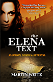 THE ELENA TEXT: Book 1 in The Moses Frank Trilogy (English Edition)
