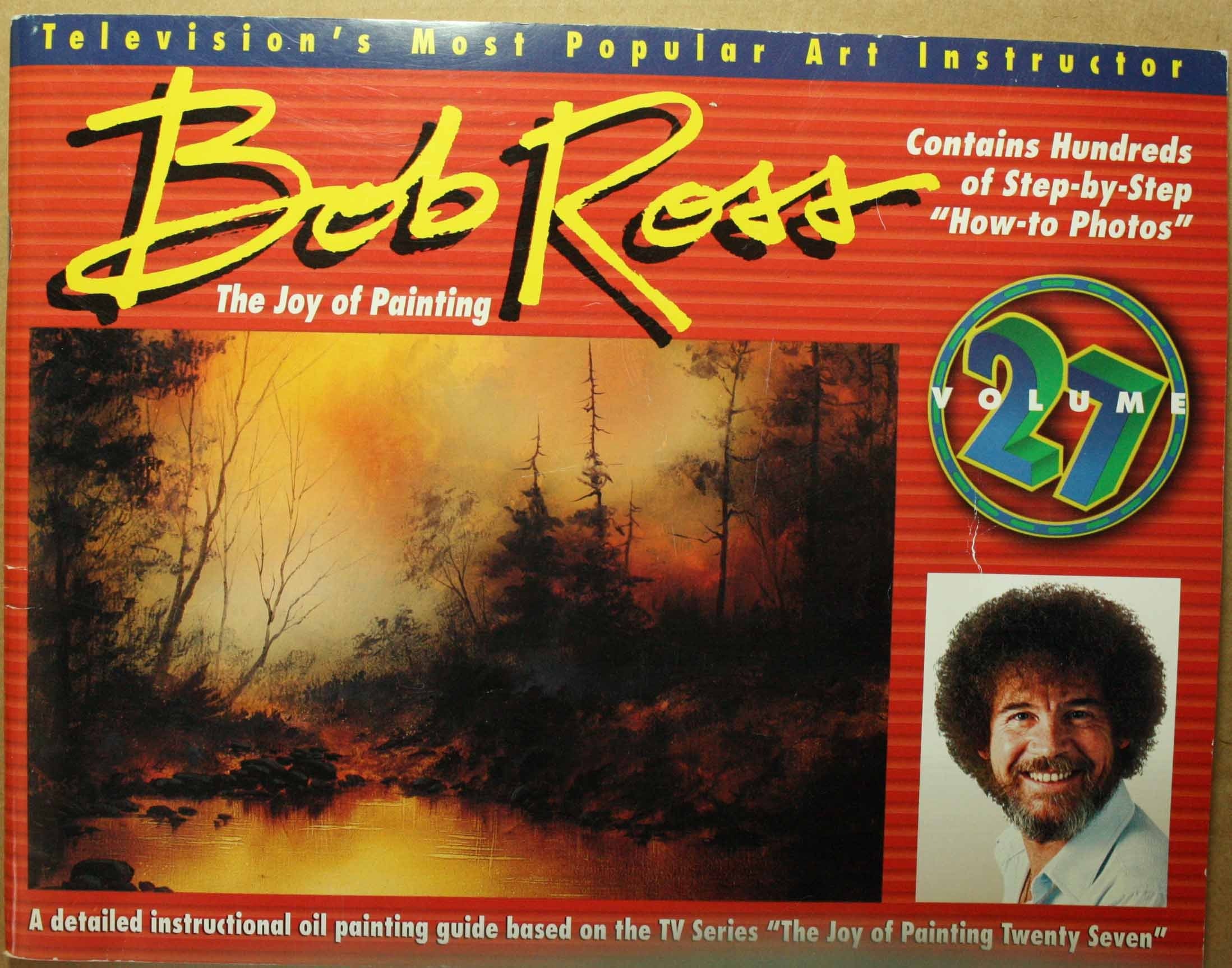 bob ross the joy of painting volume 27