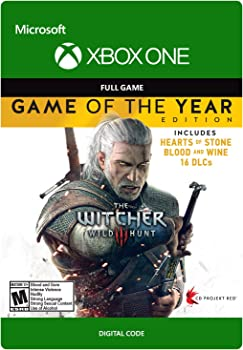 The Witcher 3: Wild Hunt GOTY Edition for Xbox One [Digital Code]