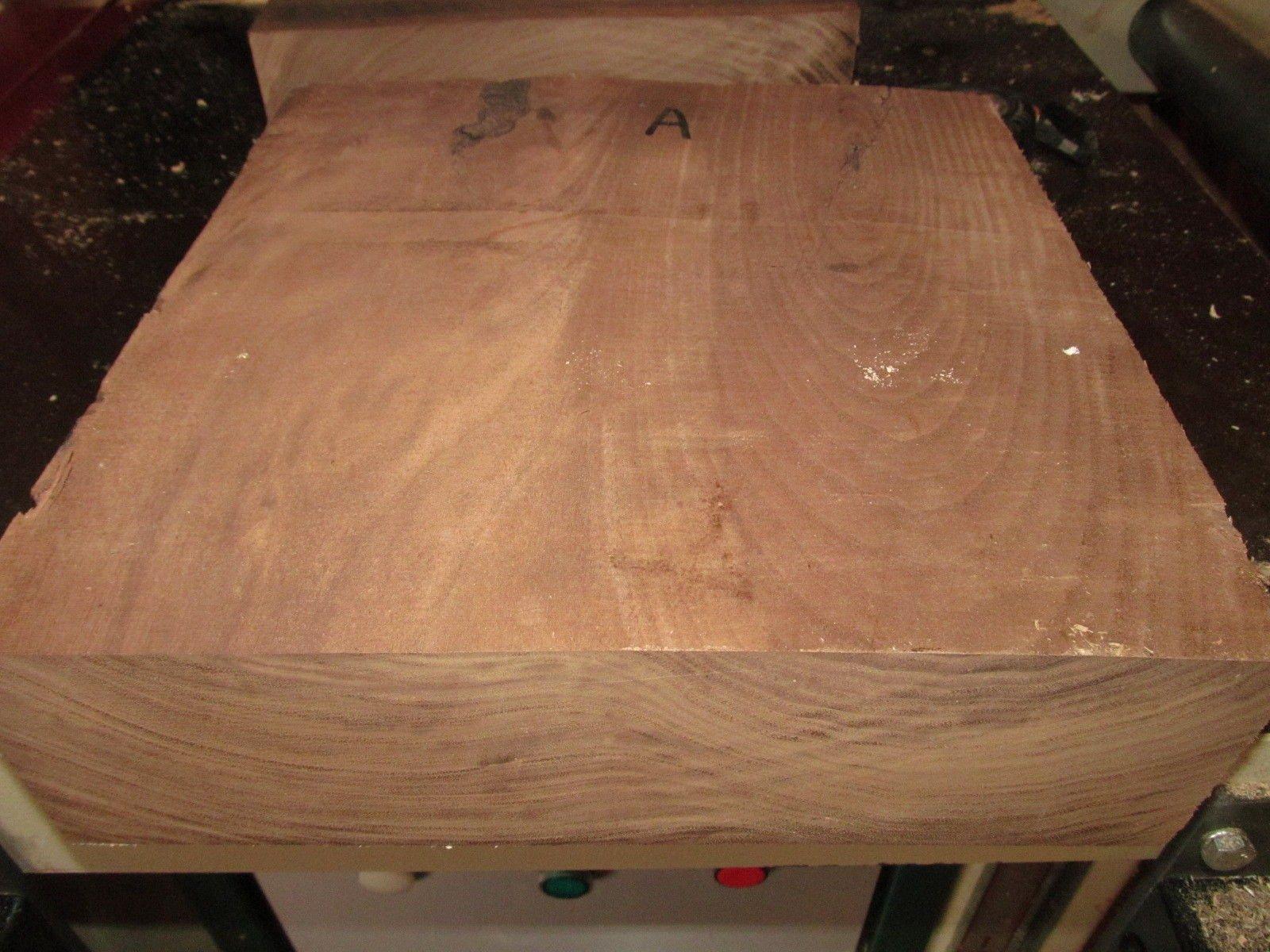 Beautiful KILN Dried Walnut Bowl Blank Lathe Turning Wood Lumber 8 X 8 X 3