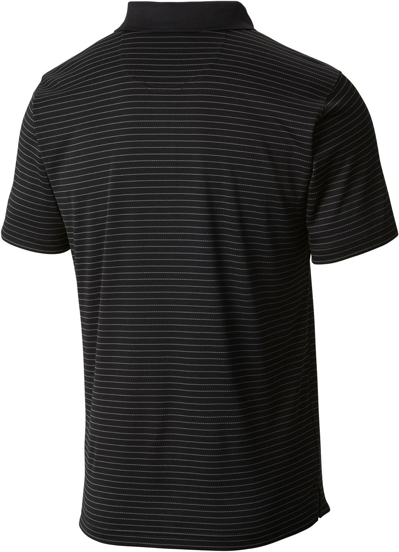 Columbia Mens Utilizer Stripe Polo Iii Polo Shirt