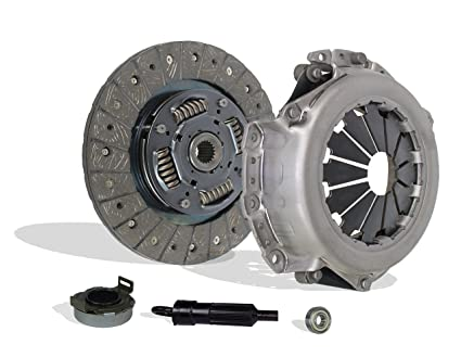 Clutch Kit Works With Chevy Tracker Geo Suzuki Sidekick X-90 Base Lsi JLX  JS SE Sport Utility 1989-1998 1 6L l4 GAS SOHC 1 8L l4 GAS DOHC Naturally