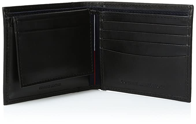 Amazon.com: Tommy Hilfiger Cambridge Passcase Billetera de ...