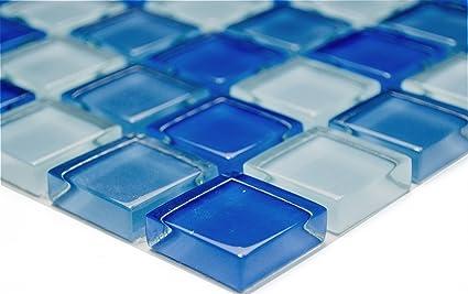 Lampada a mosaico mosaico piastrelle di rete parete crystal mix
