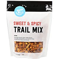 Amazon Brand - Happy Belly Sweet & Spicy Trail Mix, 16 Ounce, Pack of 2