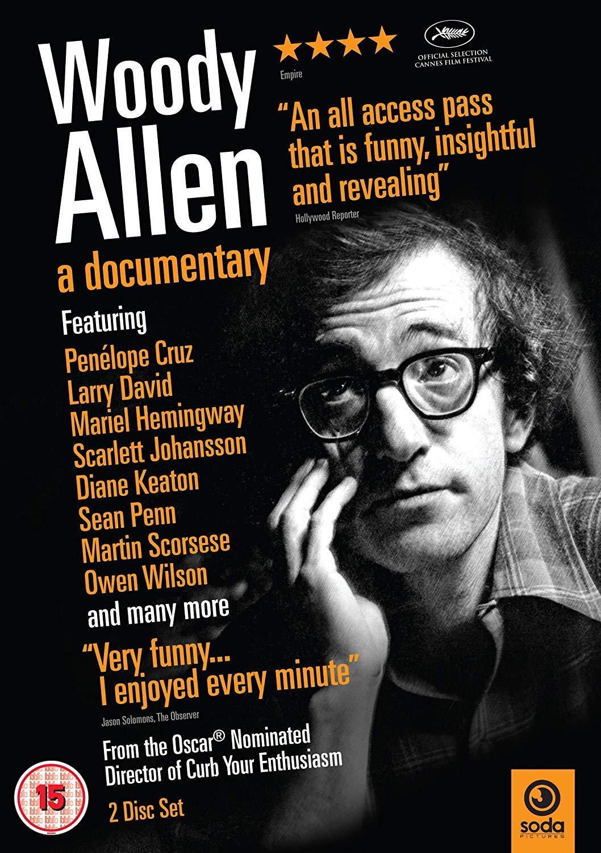 Woody Allen A Documentary Edizione: Regno Unito Reino Unido DVD ...