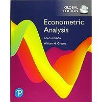 Econometric Analysis, Global Edition