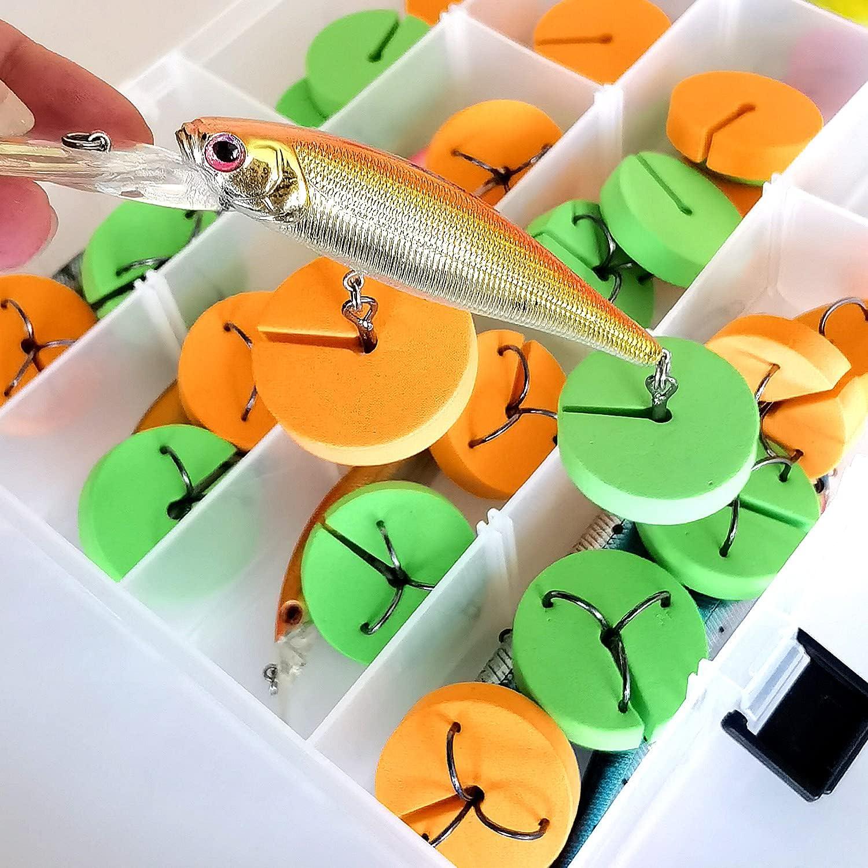 Durable Portable Bonnets Caps Protector Hooks Covers Case Fishing Treble Hooks