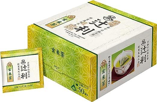 辻利 玄米茶 50P ティーバッグ