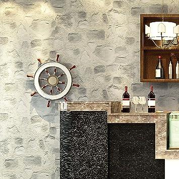 PVC Wasserdicht Wasserabweisend 3D Modern Chinois Retro Stil Brik Stil Stil  Stil Stil Stil Wand Schlafzimmer