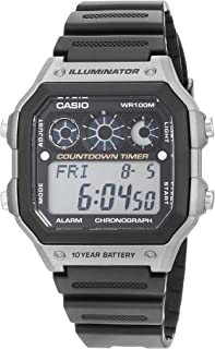 casio montre ae1200whd1avef homme