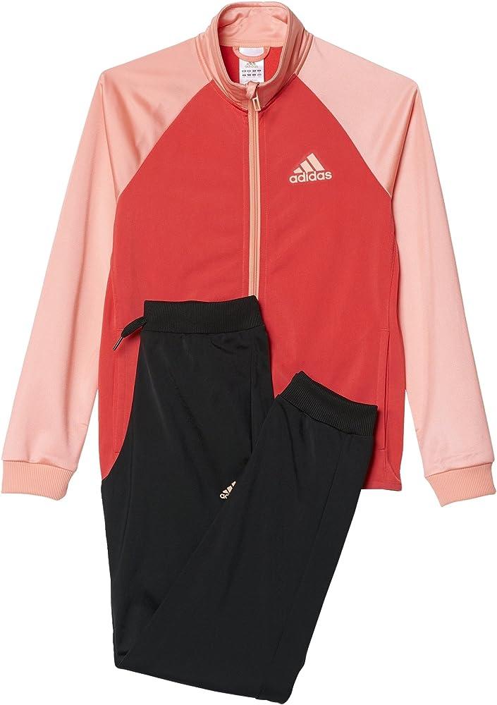 Adidas BP8835 - Chándal para niñas, color Multicolor (Rosbas ...