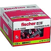 Fischer Taco Duopower 8X40 / (Caja de 100