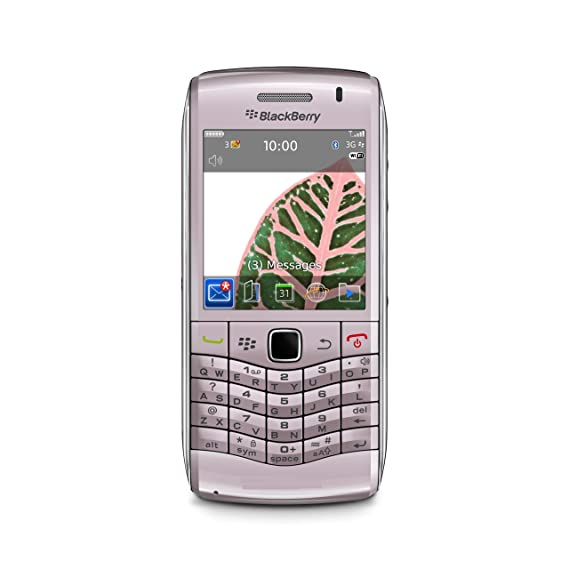 9100 Unlocked Phone Qwerty Keyboard With Gsm Blackberry Pearl 3g
