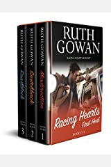 Racing Hearts Box Set 1: First Heat Kindle Edition