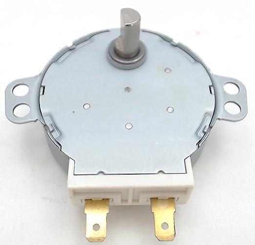 WB26 X 10038 Tocadiscos Motor para microondas Ge: Amazon.es ...