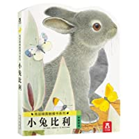 亮丽精美触摸书系列:小兔比利(中英双语)