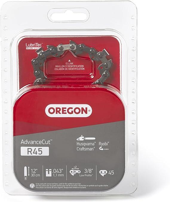 Oregon R45 AdvanceCut 12-Inch Chainsaw Chain