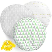 Newborn Lounger Pillow Covers for Baby Boys & Girls | Arrows Collection