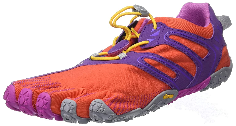 Vibram Fivefingers V-Trail, Zapatillas de Running para Asfalto para Mujer