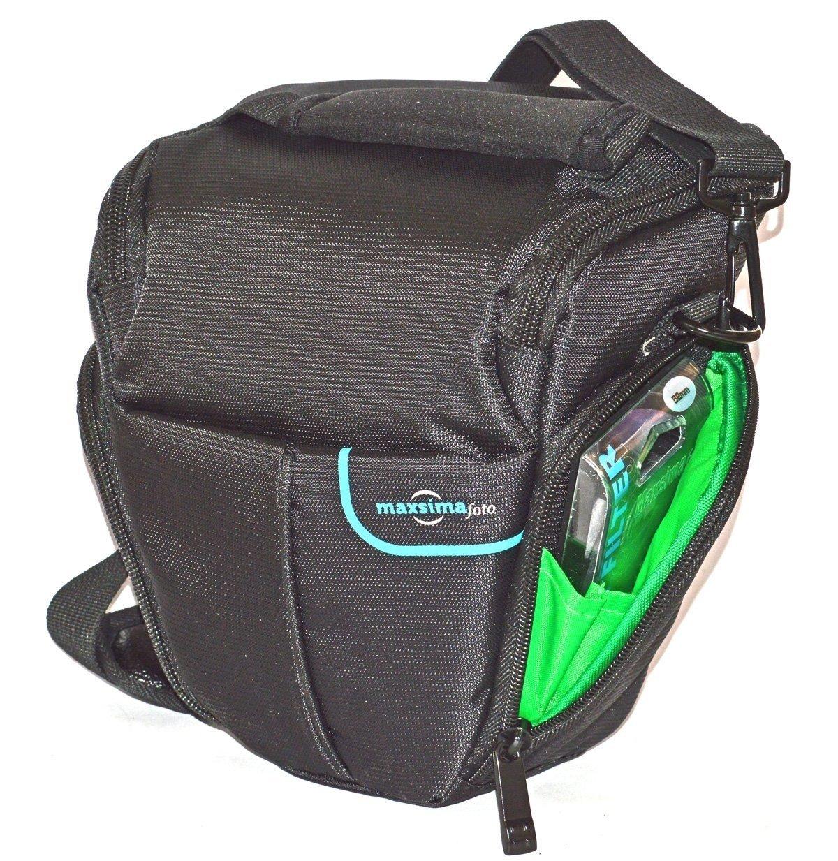 Maxsimafoto - Bolsa para cámara Fujifilm Finepix (modelos S7000 ...