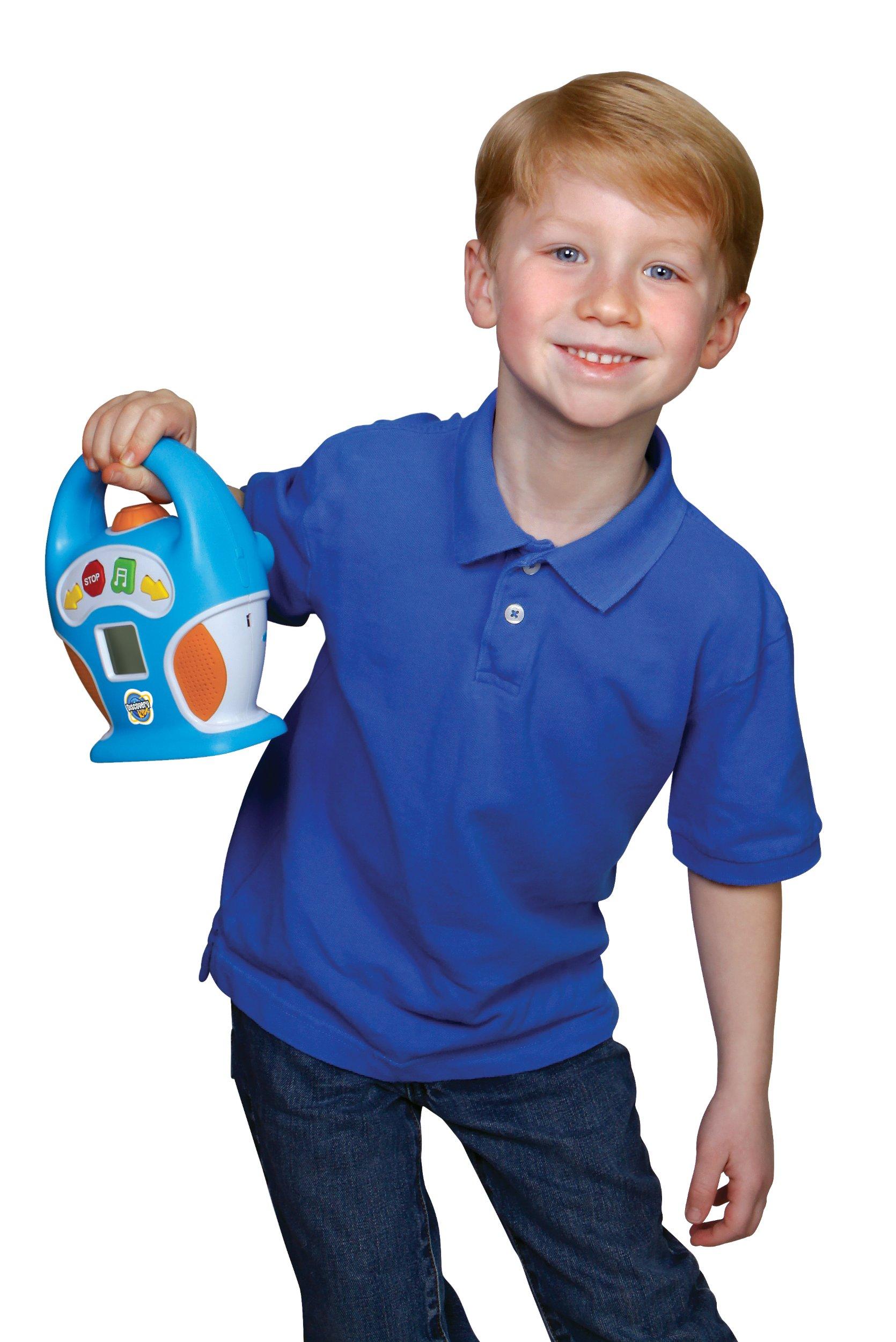 Discovery Kids 256MB Kids Digital Boombox MP3 Player