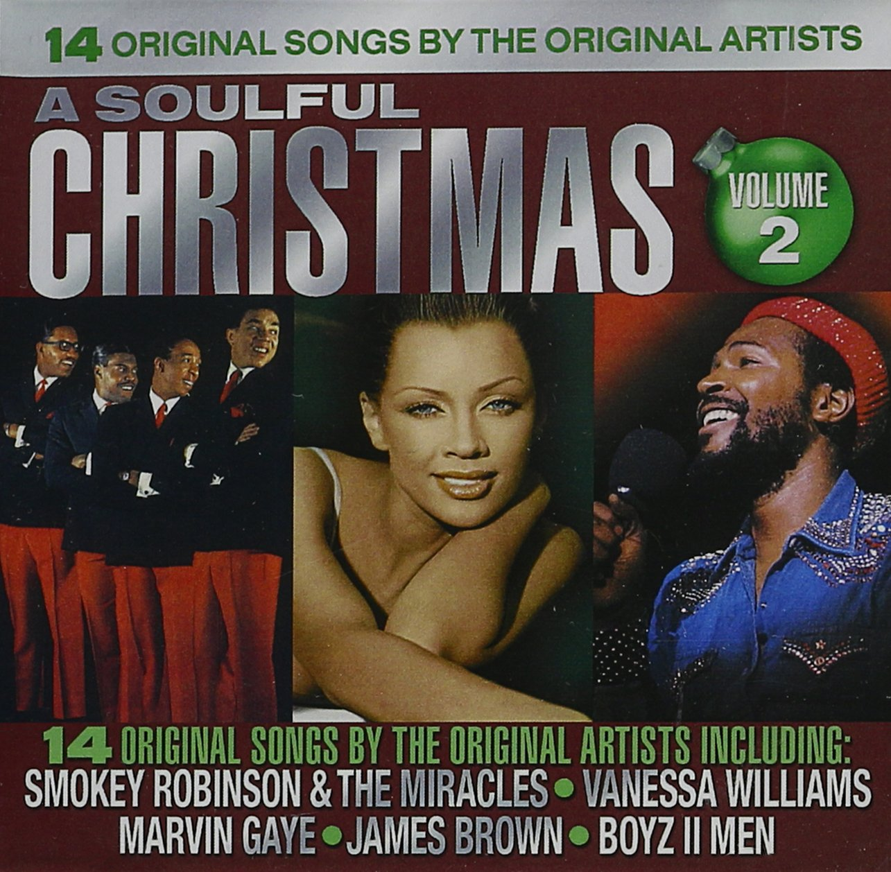 VARIOUS ARTISTS - A Soulful Christmas Volume - 2 - Amazon.com Music