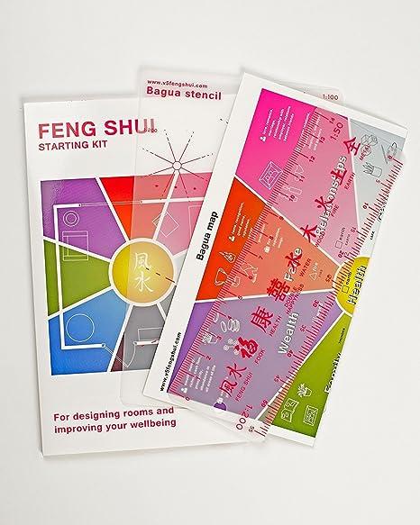 Awe Inspiring Feng Shui Starter Kit Including Bagua Map Hands On Alternative To Feng Shui Books Easily Apply Feng Shui To Your Home Bedroom Living Room Interior Design Ideas Gentotthenellocom