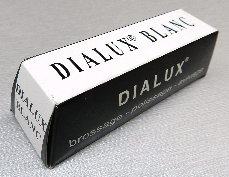 Dialux Metal Polishing Compound White and Black 4oz 1//4b.