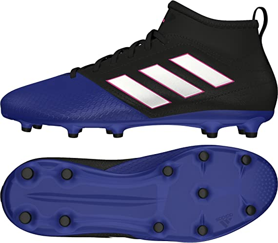 adidas Ace 17.3 FG J, Chaussure de Football Mixte Enfant