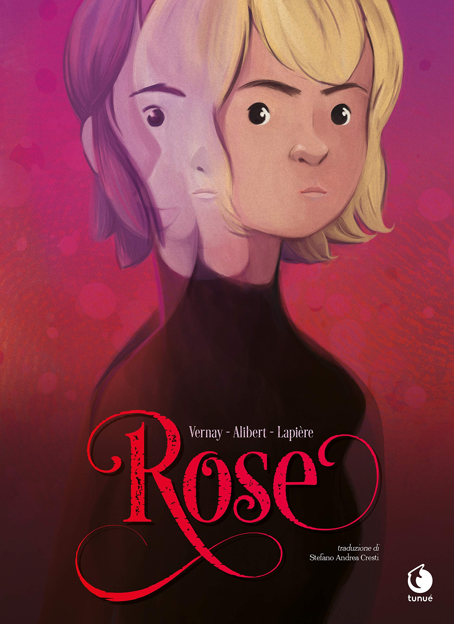 Rose - Copertina