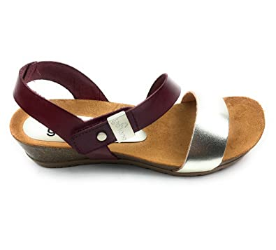 ViolettSchuhe Sandale 41 042 Garnet Haut Capri Yokono Nwy8OmnPv0