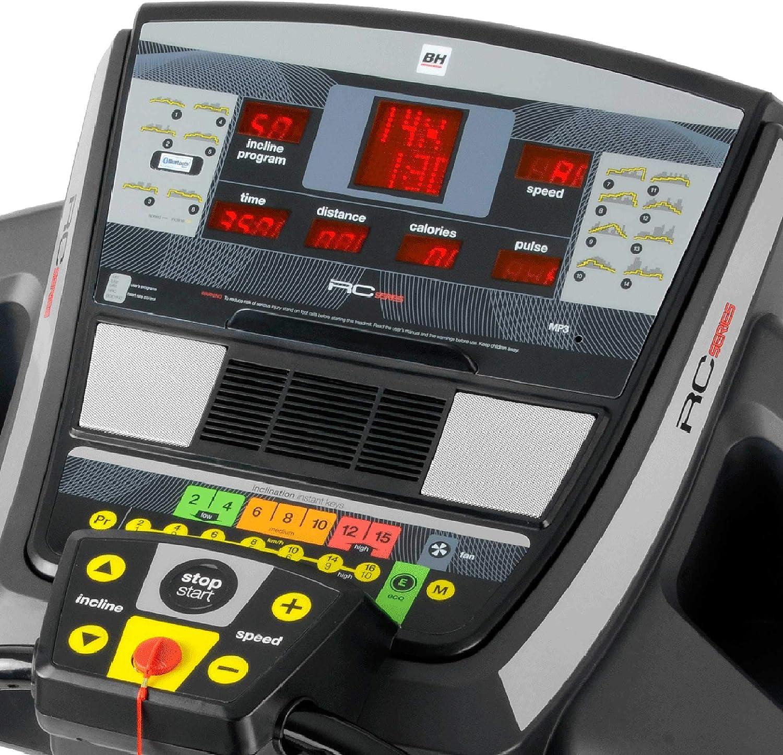 BH Fitness, I.RC12 - G6182I, Cinta de Correr, 8 Años Garantía ...