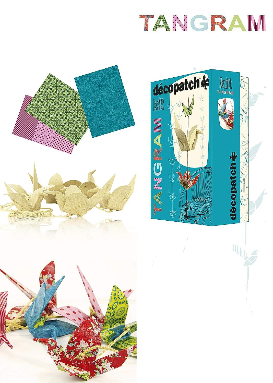 Decopatch-KIT002O-Kit di attività Creative per Bambini Arredi e accessori