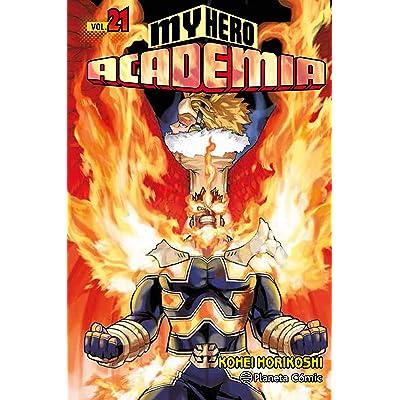 My Hero Academia nº 21 (Manga Shonen)
