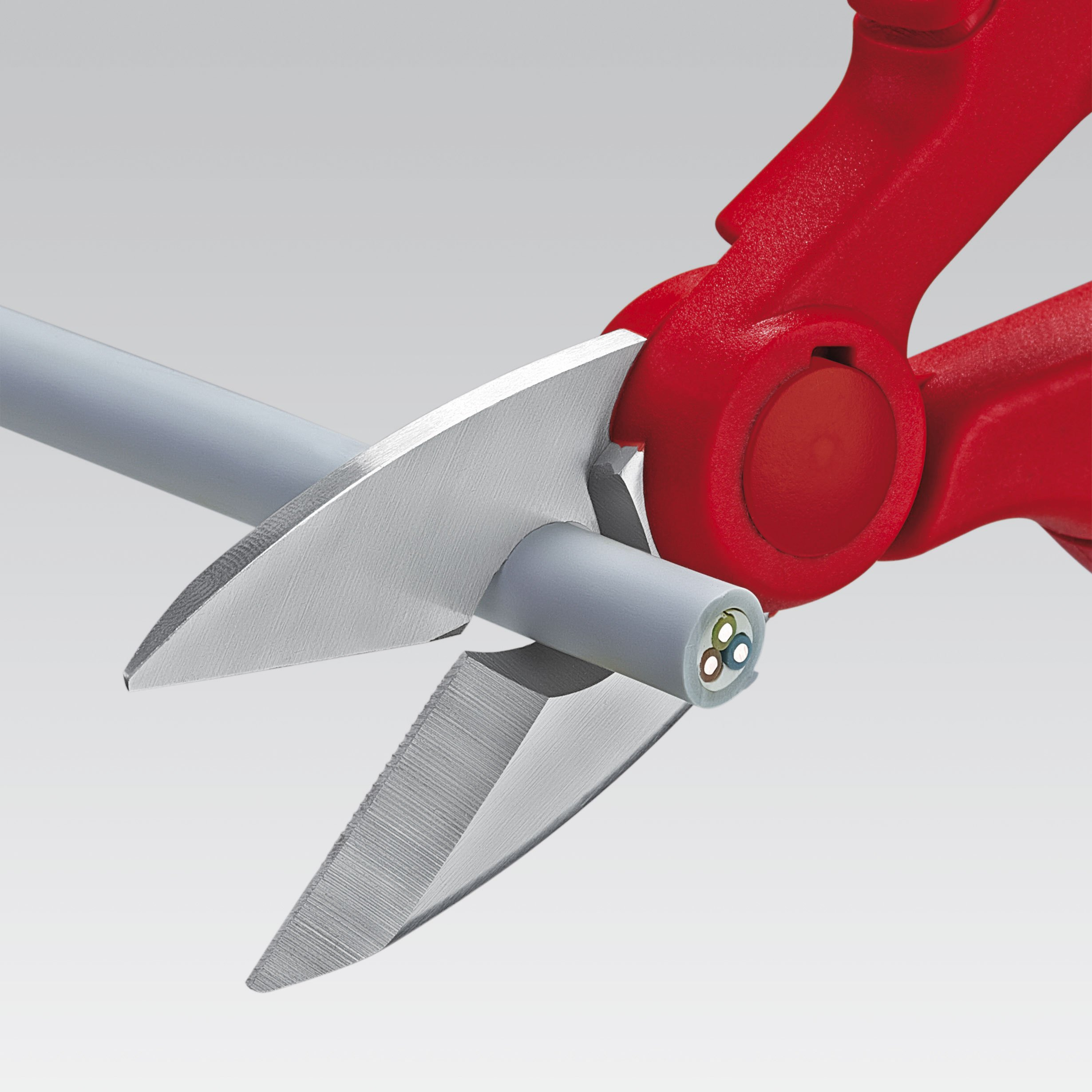 Knipex 95 05 155 SB Electrician's Shears 6,1'' by KNIPEX Tools (Image #4)