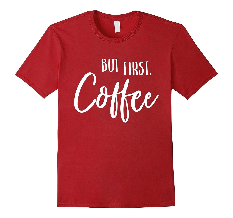 Womens First Coffee Caffeine Cranberry-Tovacu