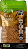 Absolute Organic Organic Flaxseeds , 400g