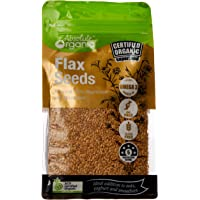 Absolute Organic Organic Flaxseeds , 400g