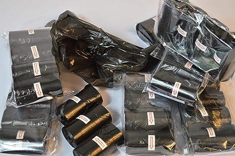 800 Unidades hundekot bolsas (40 rollos a 20 unidades ...
