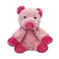 Deals on Multipet Look Whos Talking Pig Dog Toy