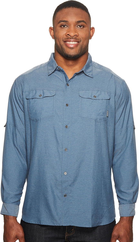 Columbia Herren Pilsner Peak II Big & Tall Long Sleeve Shirt