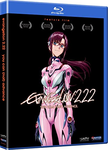 Amazon Com Evangelion 2 22 You Can Not Advance Blu Ray Colleen Clinkenbeard Spike Spencer Allison Keith Shipp Mike Mcfarland Hideaki Anno Movies Tv