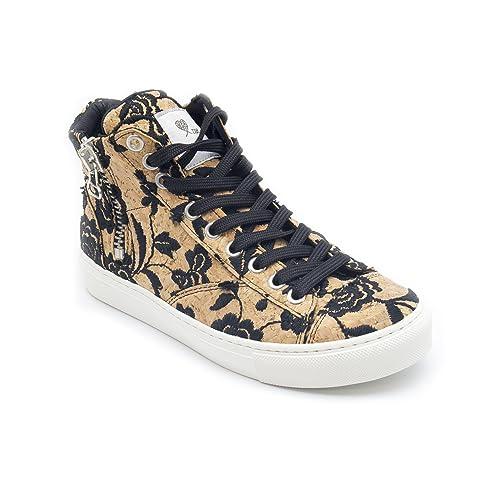 Nae Cork Schuhe SneakerDamen GRATIS Milan vegane 9YH2IWED