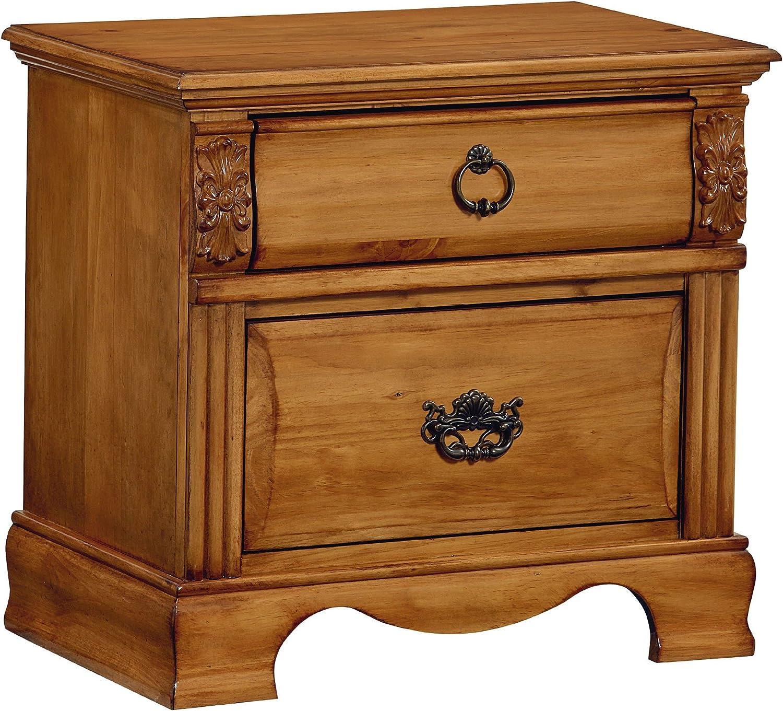 Standard Furniture Georgetown Nightstand, Brown
